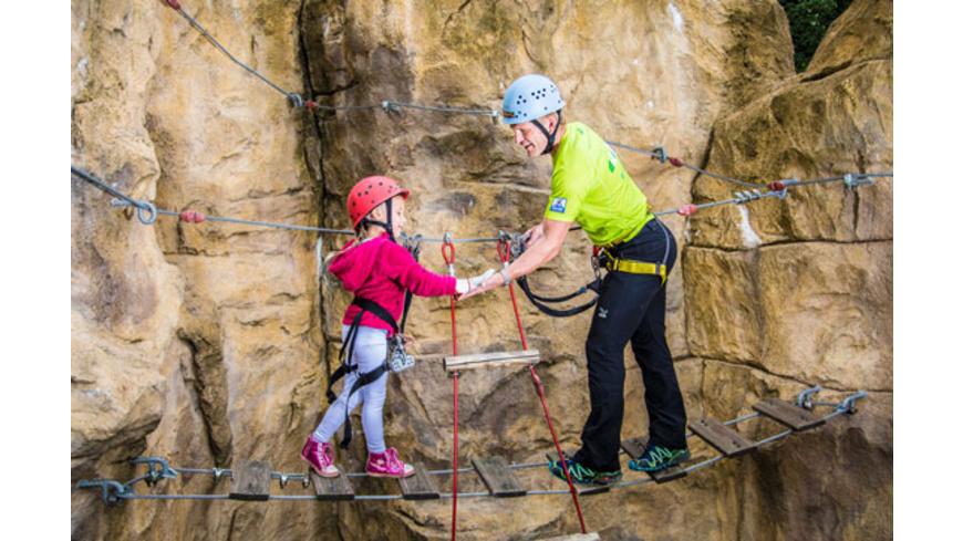 Kletterausrüstung Berlin : Klettersteig welt im raum berlin für 2 altmarkt galerie dresden