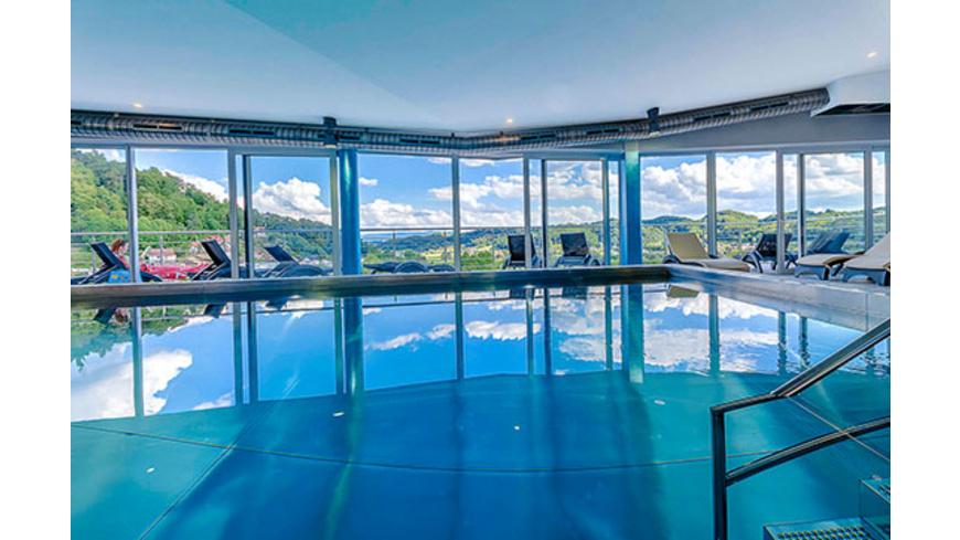 Auszeit im Wellnesshotel mit privatem Jacuzzi in Kroatien für 2