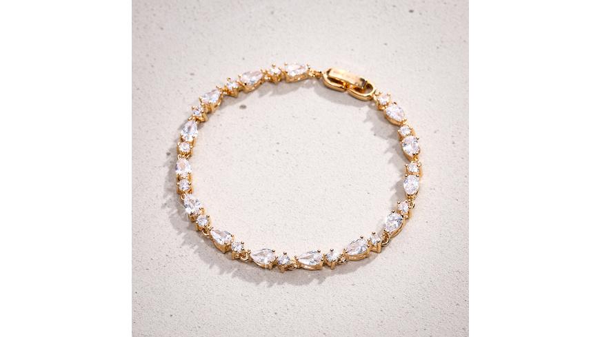 Armband - Gold Drop