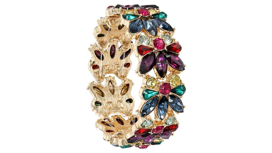 Armband - Flexible Floral