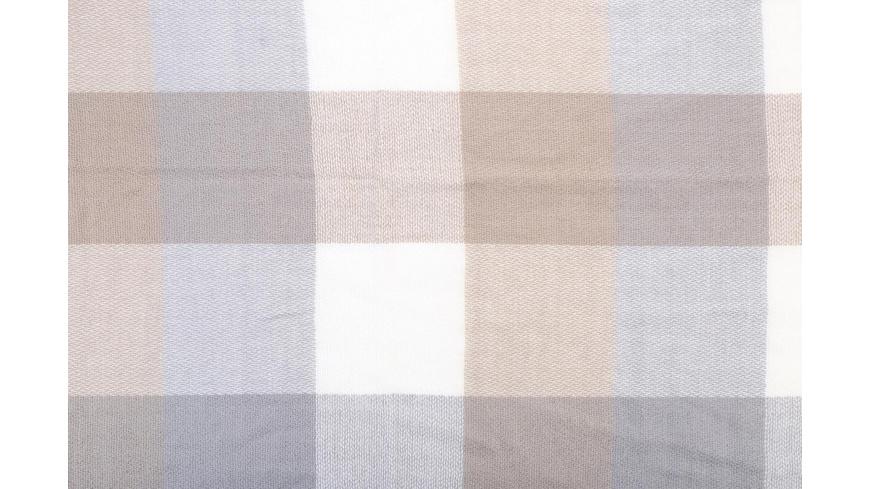 Schal - Zartes Grau