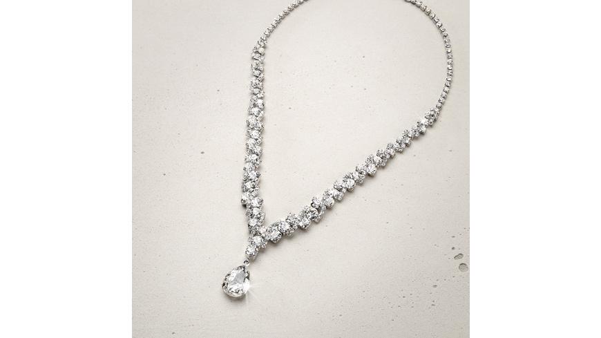 Kette - Diamond Tears