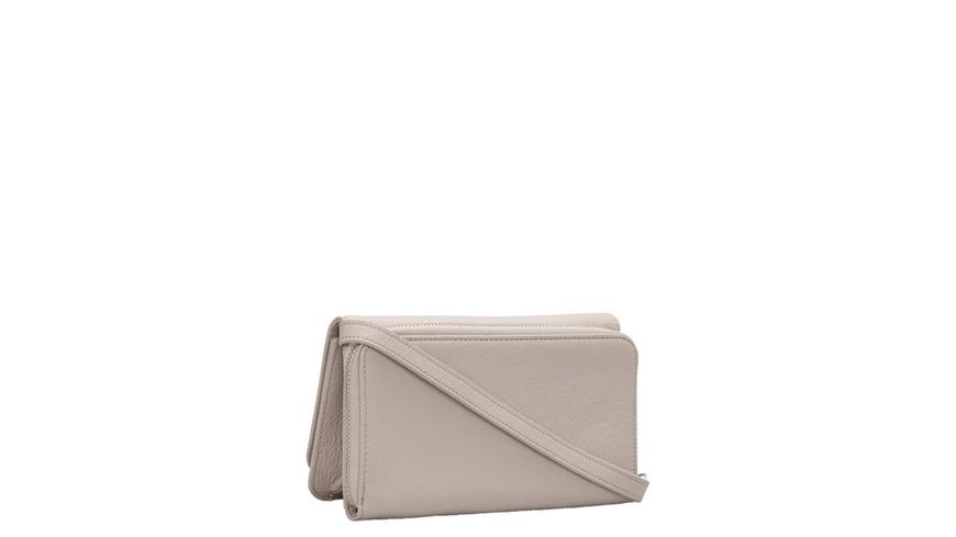 Tasche Basic Elisa - Clutch mit zwei Hauptfächern