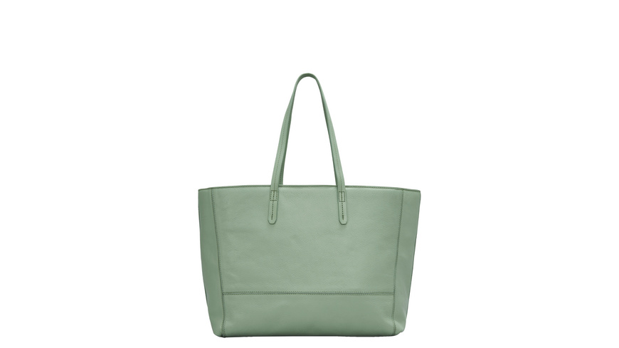 Tasche Essential Shopper L - Shopper aus Softleder
