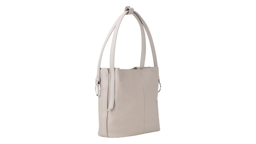 Tasche Millennium Hobo M - Hobo Bag mit Metallringen