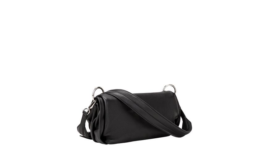 Tasche Neo Amalfi Ravenna Clutch M - Foldover-Clutch mit großen Metallringen