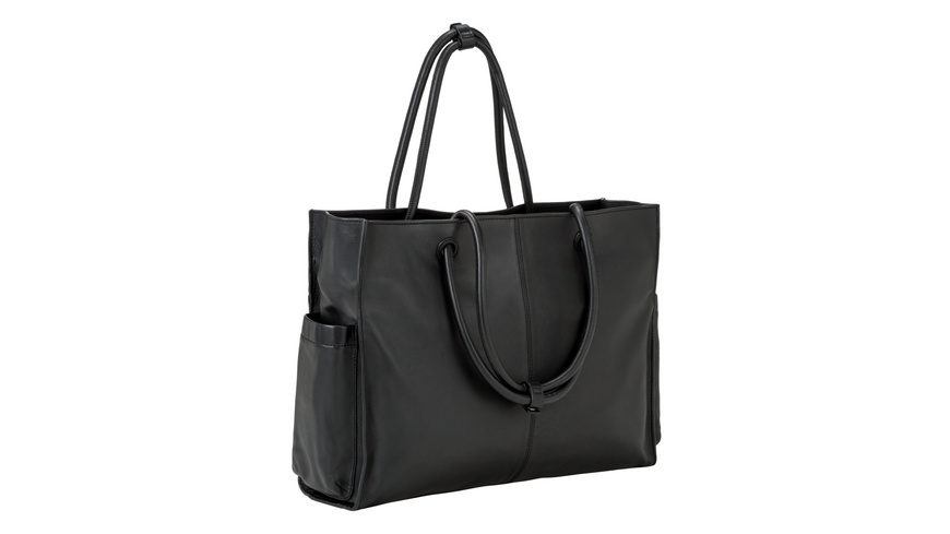 Tasche Shopper - Shopper aus Lammleder