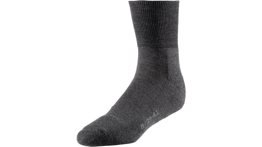 Rohner Fibre light quarter Merino Wandersocken