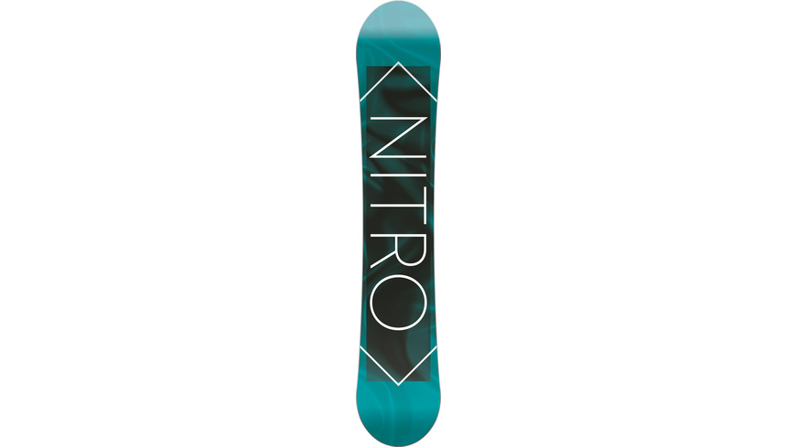 Nitro Snowboards Lectra All-Mountain Board Damen