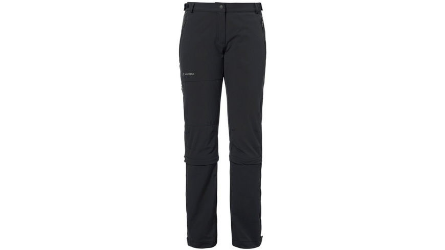 VAUDE Farley Stretch T-Zip Zipphose Damen