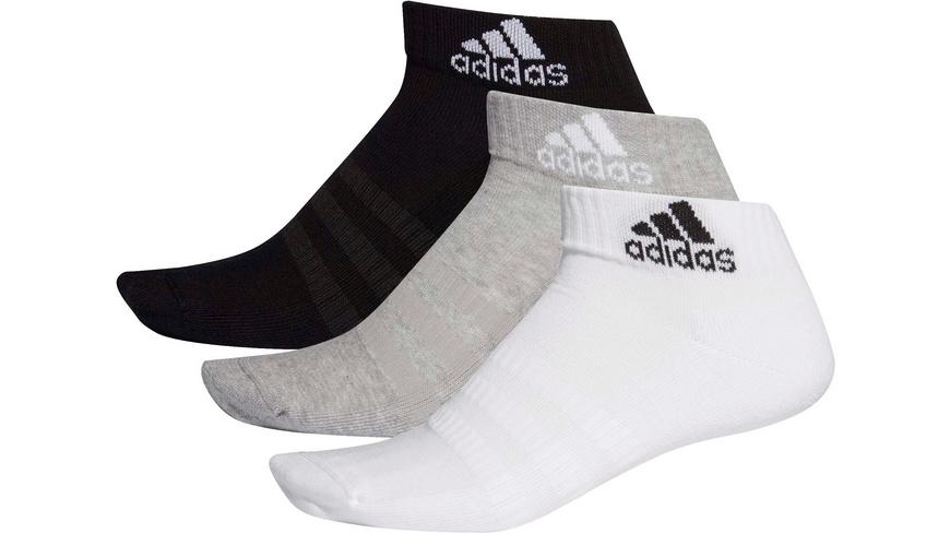 adidas Cushion Ank Sneakersocken Kinder