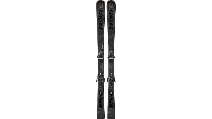 Salomon E S/FORCE X10 Ti + Z12 All-Mountain Ski
