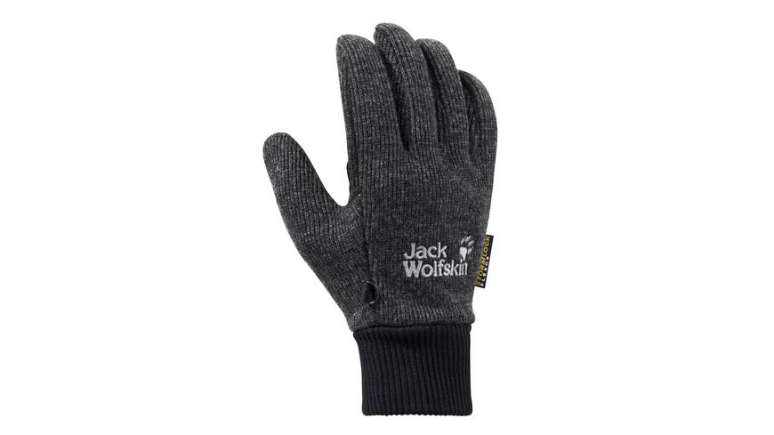 Jack Wolfskin Knitted Stormlock Outdoorhandschuhe