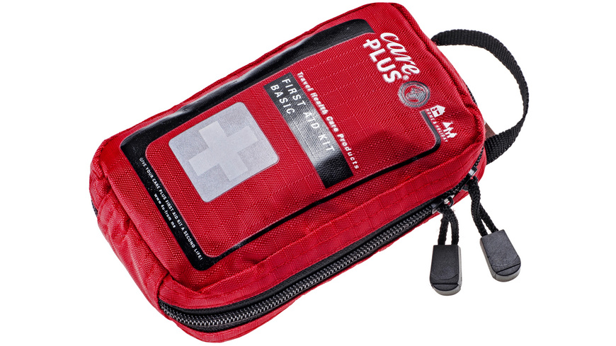 Care Plus First Aid Kit Basic Erste Hilfe Set