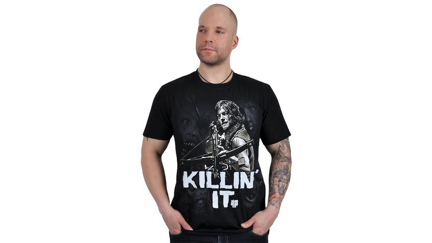 Walking Dead - KillinIt T-Shirt