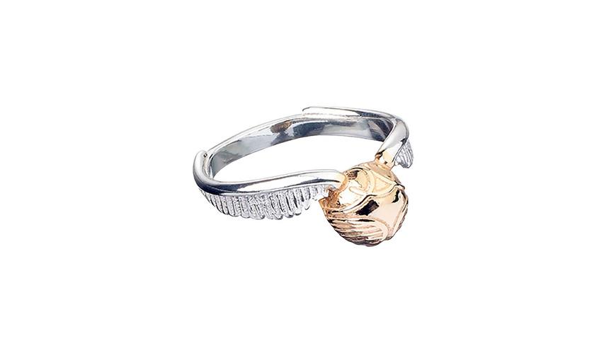 Harry Potter - Der Goldene Schnatz Ring