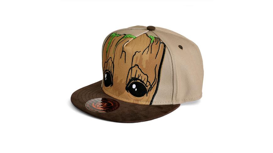 Guardians of the Galaxy - Groot Snapback Cap