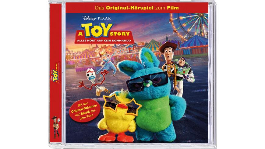 Disney Pixar: A Toy Story - Alles hört auf kein Ko