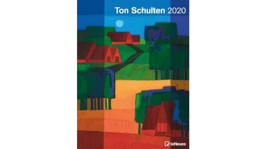 Ton Schulten 2020 Posterkalender
