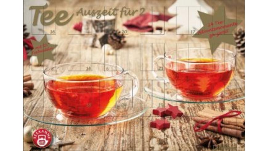 Tee. Auszeit für Zwei 2020