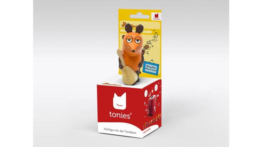 Tonie - Die Maus  M auserlesene Lieder 1