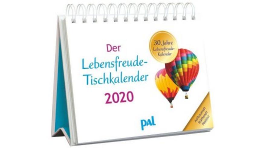 Der Lebensfreude-Tischkalender 2020