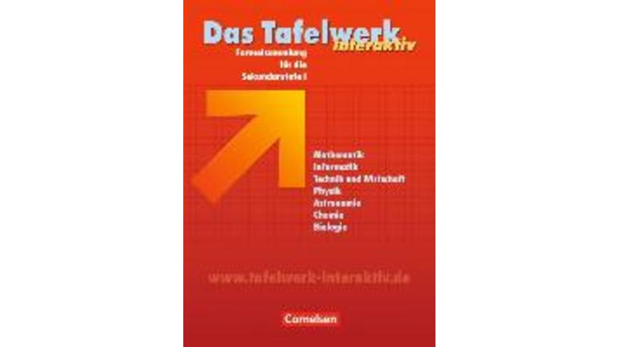 Das Tafelwerk interaktiv   Schülerbuch   Östliche