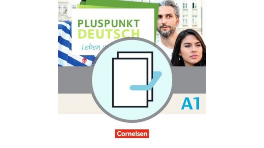 Pluspunkt Deutsch A1: A1: Gesamtband - Arbeitsbuch