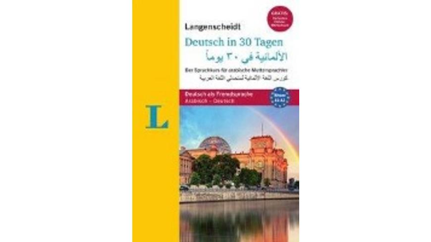 Langenscheidt Deutsch in 30 Tagen - Sprachkurs mit