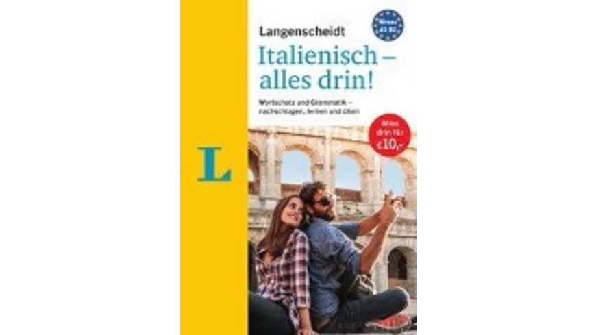 Langenscheidt Italienisch - alles drin! - Basiswis
