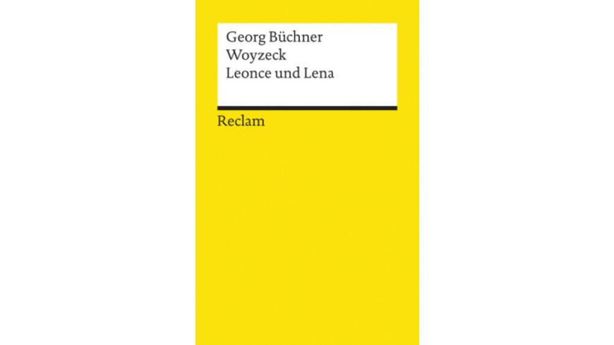Woyzeck  Leonce und Lena