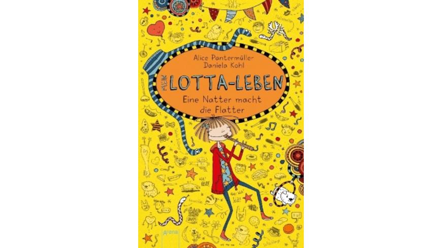 Mein Lotta-Leben 12. Eine Natter macht die Flatter