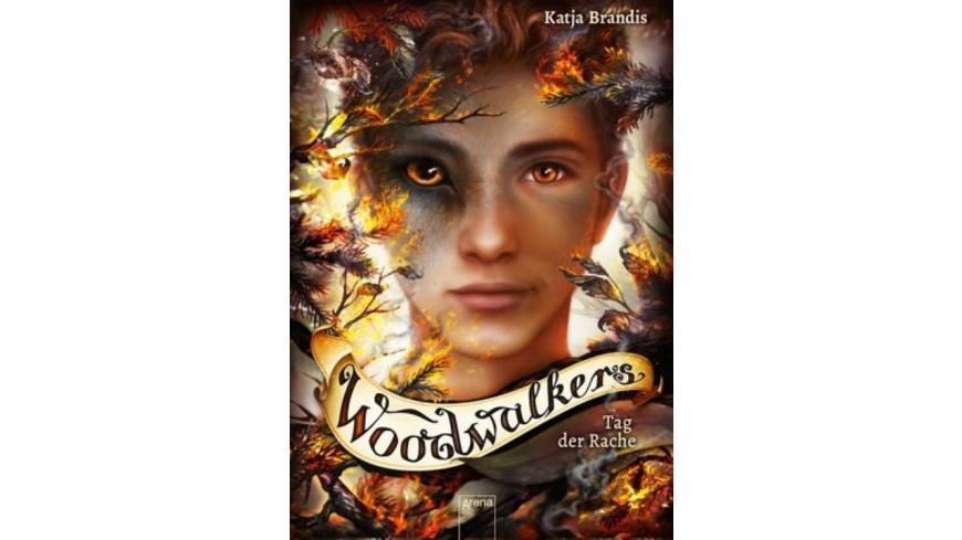 Woodwalkers  6 . Tag der Rache