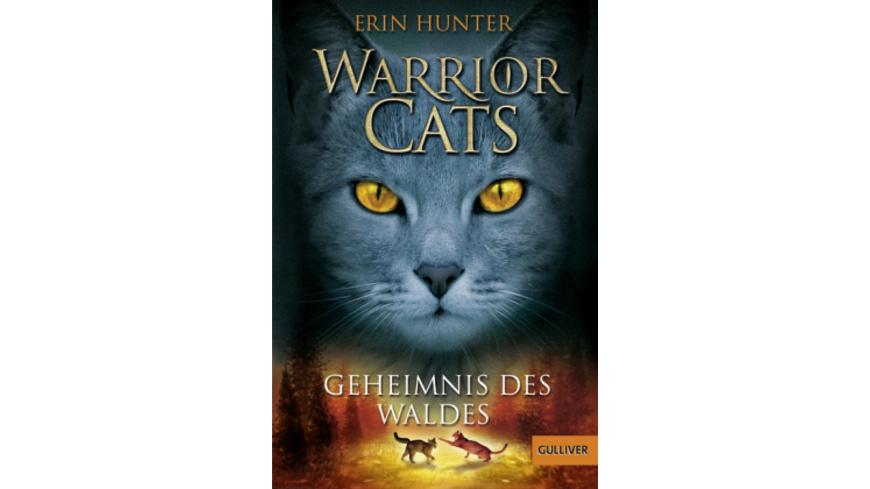 Warrior Cats Staffel 1 03. Geheimnis des Waldes