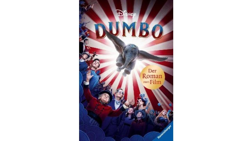 Disney Dumbo: Der Roman zum Film