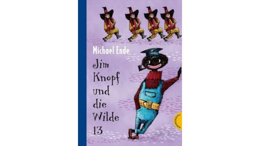Jim Knopf und die Wilde 13. Kolorierte Neuausgabe