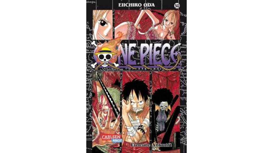 One Piece 50. Erneute Ankunft