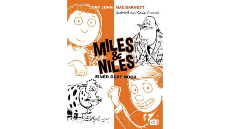 Miles   Niles - Einer geht noch