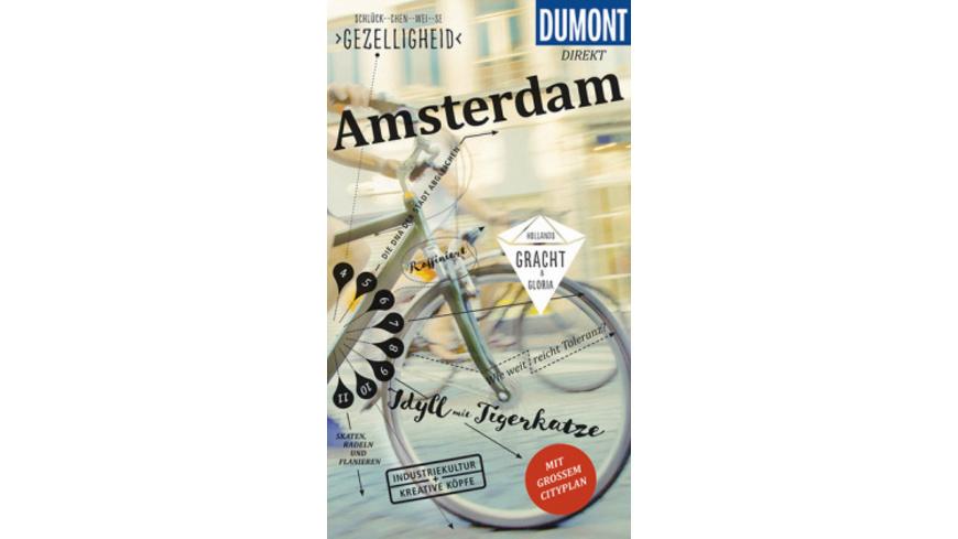 DuMont direkt Reiseführer Amsterdam