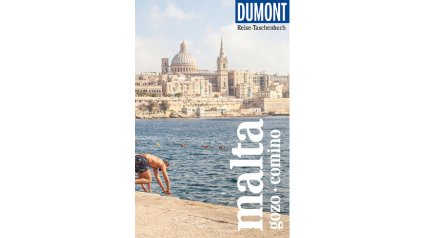 DuMont Reise-Taschenbuch Malta, Gozo, Comino