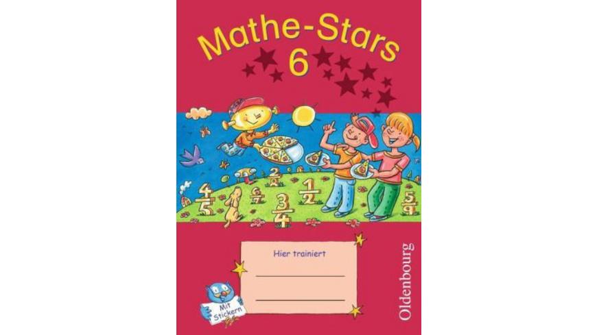 Mathe-Stars 6. Schuljahr. Basiskurs