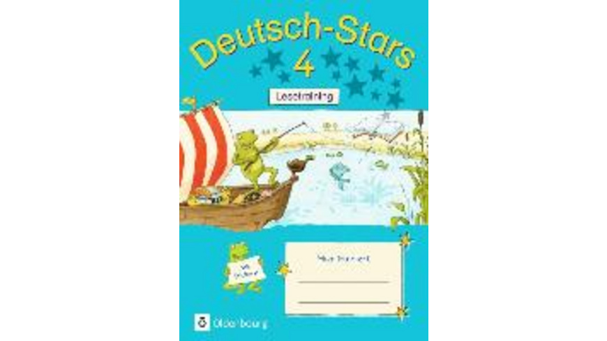 Deutsch-Stars 4. Schuljahr. Lesetraining