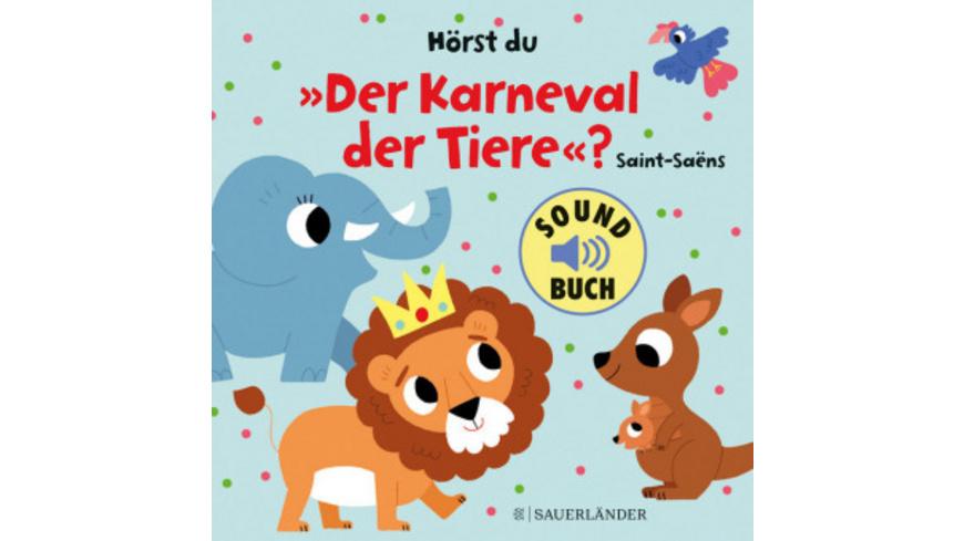 Hörst du  Der Karneval der Tiere ?