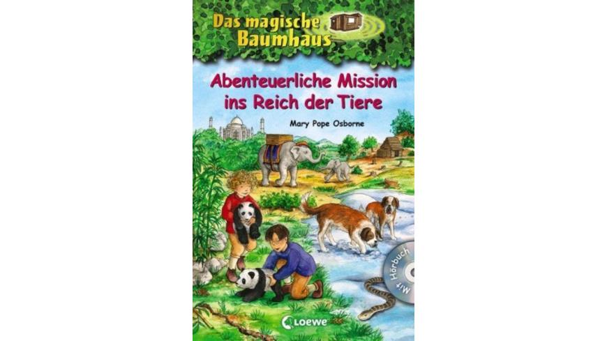 Das magische Baumhaus - Abenteuerliche Mission ins