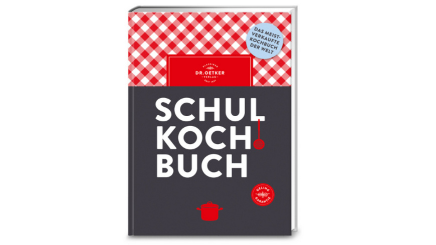 Dr. Oetker Schulkochbuch