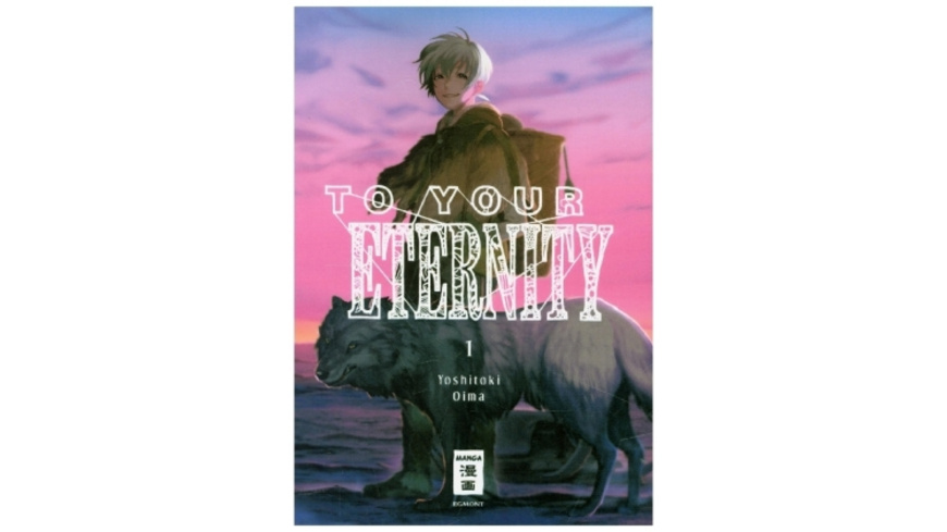 To Your Eternity 01