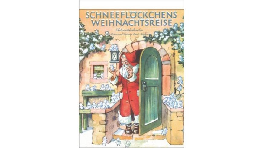 Schneeflöckchens Weihnachtsreise Adventskalender