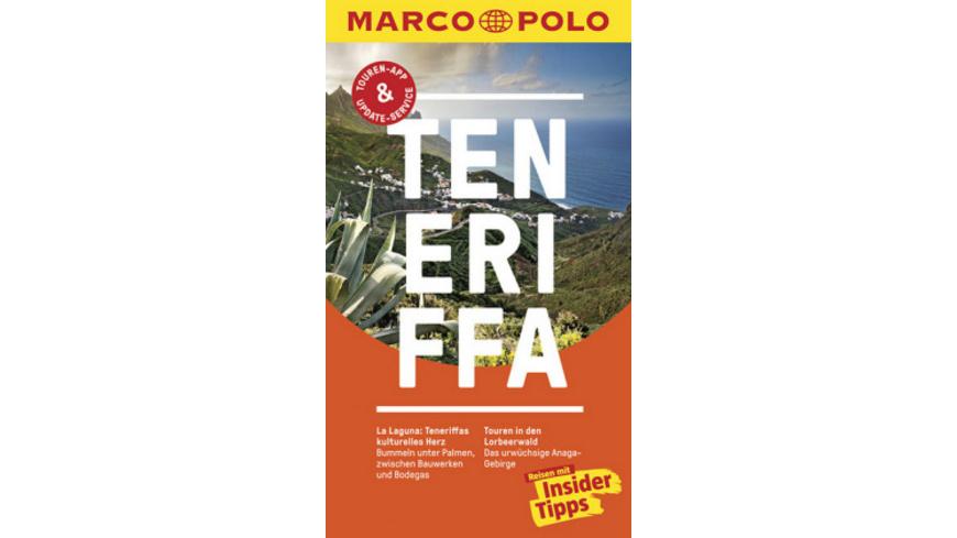 MARCO POLO Reiseführer Teneriffa