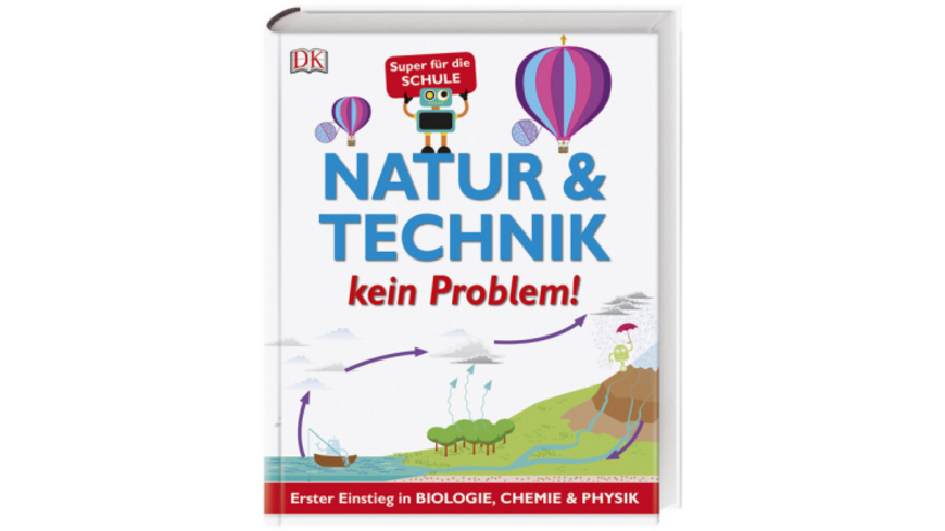 Natur   Technik - kein Problem!