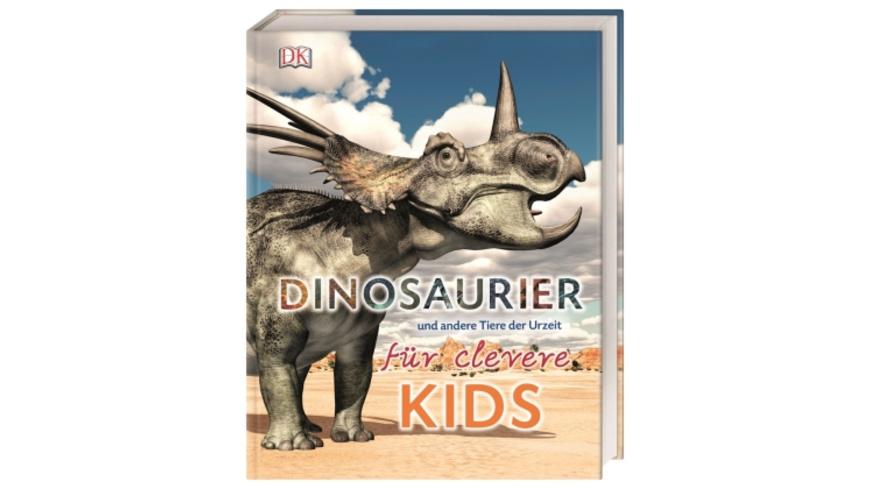 Dinosaurier und andere Tiere der Urzeit für clever